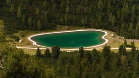 Lago Forca del figlio Immagine Stock