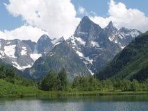 Lago Forele un archivio di Chotcha Immagini Stock Libere da Diritti