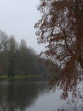 Lago francês Foto de Stock Royalty Free