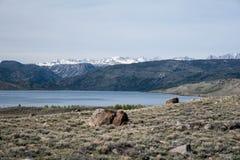 Lago Freemont Foto de archivo libre de regalías