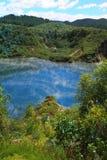 Lago frying pan imagen de archivo