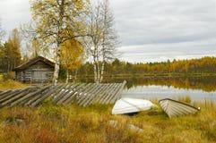 Lago Furusjoen Imágenes de archivo libres de regalías