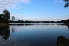 Lago GalvÄ- Fotografia Stock Libera da Diritti