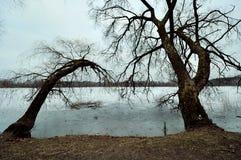 Lago galve, Lituania Fotografía de archivo libre de regalías