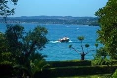 Lago Garda Fotografia de Stock
