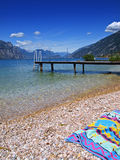 Lago Garda - fotos de archivo
