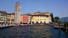 Lago Garda Imagenes de archivo