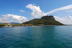 Lago Garda, Garda, Italia imagenes de archivo