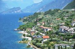 Lago Garda, Italia Immagini Stock Libere da Diritti