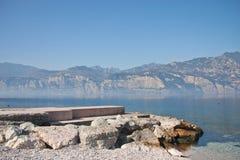 Lago Garda, Italy Imagens de Stock