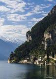 Lago Garda, Riva del Garda, Trentino Alto Adige Fotos de archivo libres de regalías
