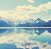 Lago Garibaldi Imagem de Stock