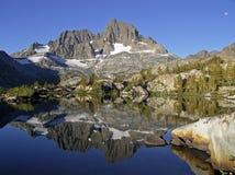 Lago garnet Imagem de Stock