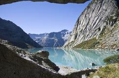 Lago Gelmer Imagenes de archivo