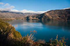 Lago General Carrera, Carretera Austral, HIghway 7, Chile Royalty Free Stock Photography