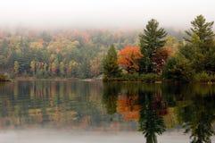 Lago George Fotografie Stock Libere da Diritti