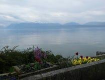Lago Ginebra Imagenes de archivo