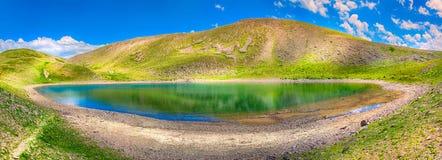 Lago Gistova Fotografie Stock