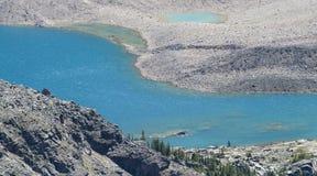 Lago glacial Foto de archivo