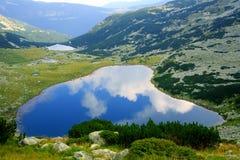 Lago glacial Imágenes de archivo libres de regalías
