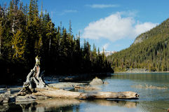Lago glacier Fotografía de archivo