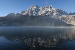 Lago Gokyo Immagine Stock