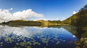 Lago Gramstadtjorna em Noruega Fotografia de Stock Royalty Free