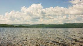 Lago grande Fotografía de archivo