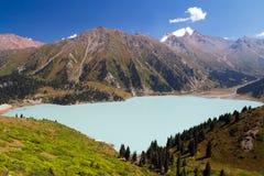 Lago grande Almaty fotos de stock royalty free