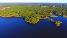 Lago grande de la cala foto de archivo libre de regalías