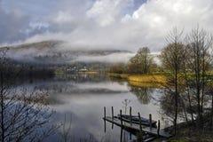 Lago Grasmere Immagine Stock Libera da Diritti