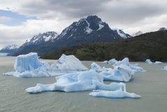 Lago Grey Stock Image