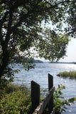 Lago grill del Lough fotografia stock