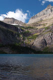 Lago Grinnell Fotografie Stock