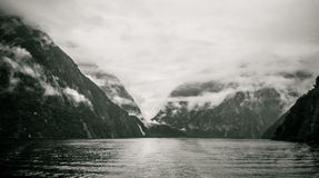 Lago Gunn Immagine Stock Libera da Diritti