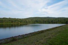 Lago Gunnison foto de archivo