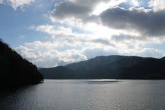 Lago Hakone Foto de archivo libre de regalías