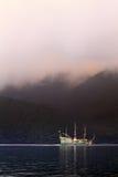 Lago Hakone, Giappone Fotografia Stock Libera da Diritti