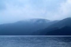 Lago Hakone, Japón Foto de archivo libre de regalías