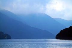 Lago Hakone, Japón Fotografía de archivo libre de regalías