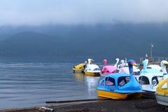 Lago Hakone, Japón Imagen de archivo libre de regalías