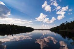 Lago Halen fotografía de archivo