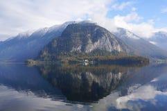 Lago Hallstatt Fotografía de archivo libre de regalías