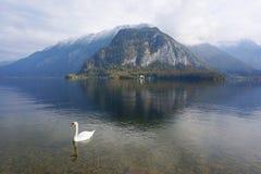 Lago Hallstatt Fotos de archivo