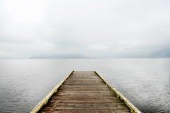Lago Harrison, Columbia Británica, Canadá Imagen de archivo