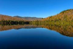 Lago heart Fotos de archivo libres de regalías
