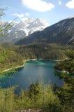 Lago hermoso Fotografía de archivo