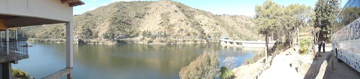 Lago Hermoso стоковые изображения rf