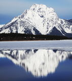 Lago high Mountains Imagem de Stock