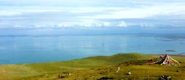 Lago highland imagens de stock royalty free